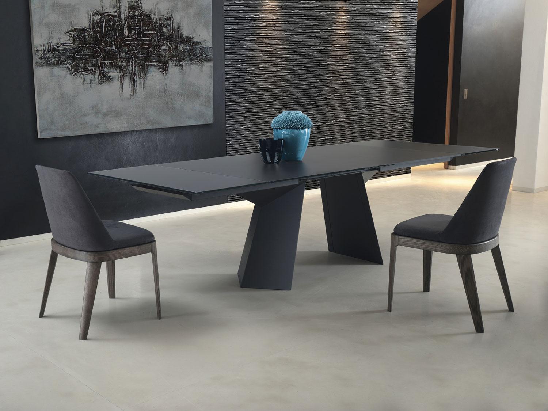 Mobili per ufficio scrivanie tavoli sedie e poltrone for Tavoli e sedie soggiorno moderno