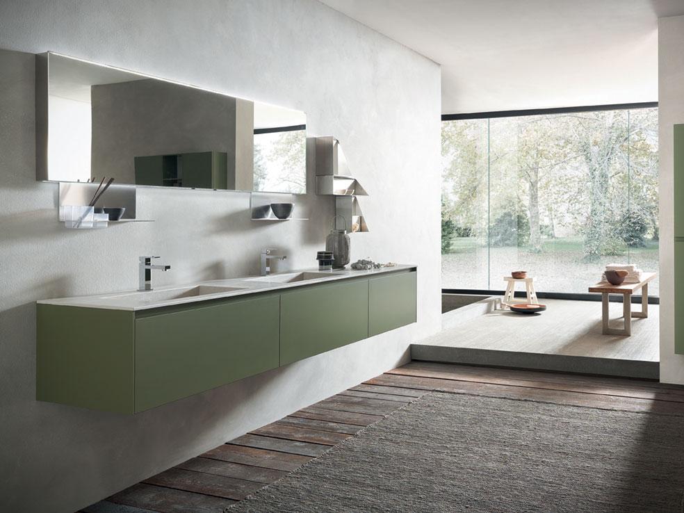 Mobili e arredamento per bagni for Immagini di arredo bagno