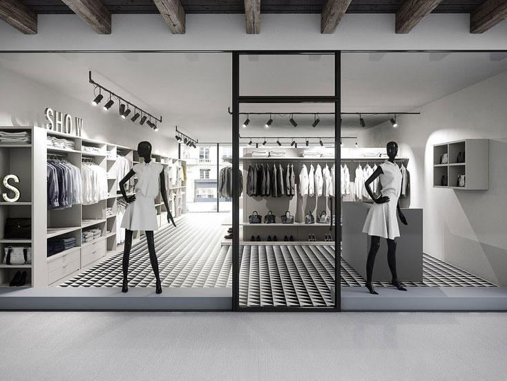 Affordable mobili per negozi with negozio mobili for Negozi di mobili di design atlanta